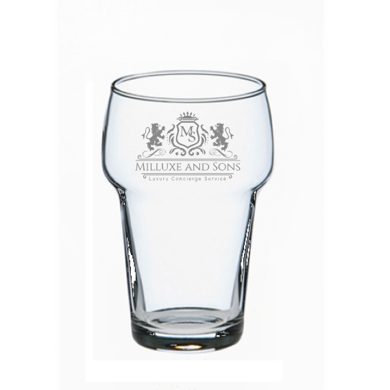 Bierglas 115mm 28cl
