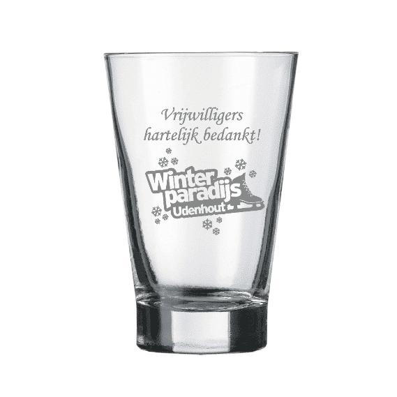 Gegraveerd Longdrinkglas